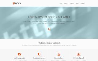 Сайт-визитка на Laravel