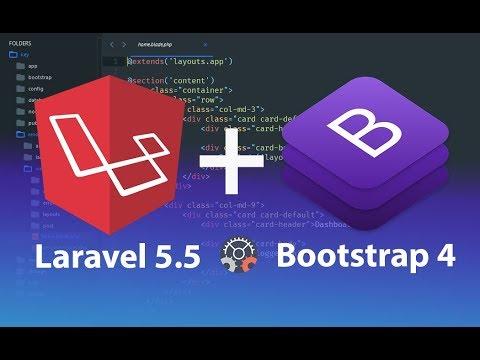 Формы в Laravel: как подружиться с bootstrap 3